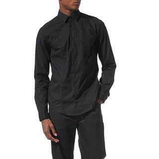 HUGO BOSS Colombiae regular fit single cuff shirt