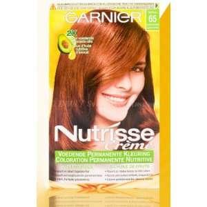 Garnier Nutrisse Creme Coloration Paprika Kupfermahagoni 65 (F12