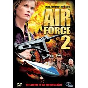 Air Force 2: .de: Mariel Hemingway, David Keith, David Millbern