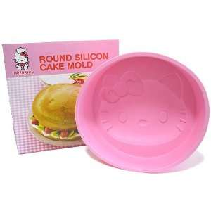Hello Kitty Kuchenbackform Sanrio Backform MAXI Rosa