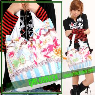 SWEET SELECTION** DOLLY punk gothic Lolita HAND BAG
