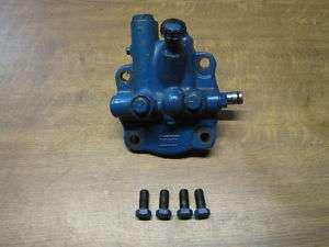 Ventil Flow Controll Ford Traktor Schlepper 4000 3000