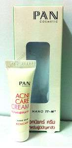 PAN COSMETIC ACNICARE CREAM ANTI ACNE & COMEDONE 5 g.