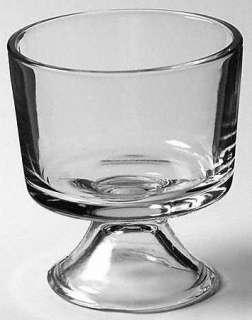 Anchor Hocking PRESENCE CLEAR Bowl Trifle #6697398