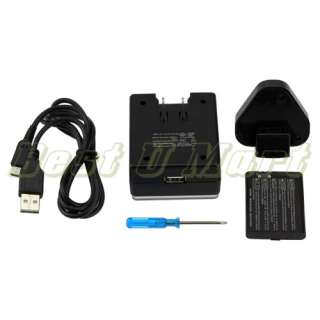 in 1 Travel Charger Battery Power Supply Pack Kit for Nintendo 3DS US