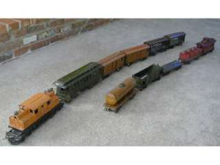 The Ives Railway Lines(1920s)Loco 3243 & 10 Cars S.G.