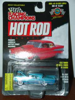 1958 Chevy Impala #24 Hot Rod Magazine 164