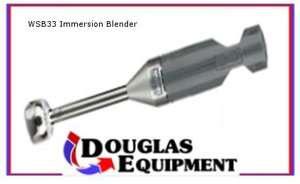 Waring Quik Stik Immersion Blender WSB33