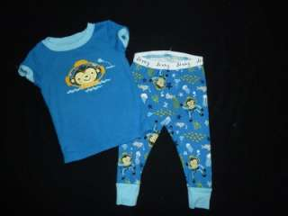 20pc BABY TODDLER BOY 6 12 Months 100% cotton SLEEPWEAR PAJAMA set