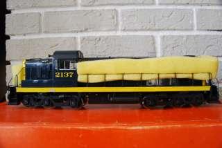 Scale Precision FM RSD 5 Sante Fe Diesel locomotive Phase III