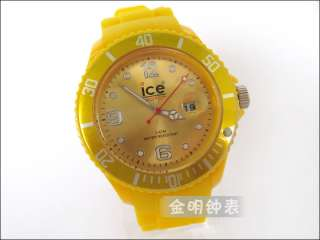 PCS Silicone top brand 11 colors ice watch fashion jelly watch with