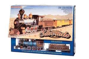 Bachmann G Scale Train (122.5) Set Virginia & Truckee Railroad 90050