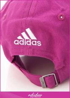 BN Adidas Womens Ball Cap Hat (P83515) Purple