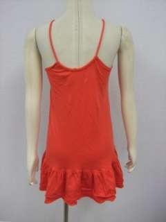 DESCRIPTION  NWOT Free People Beach Anthropologie Red Sun Dress Sz