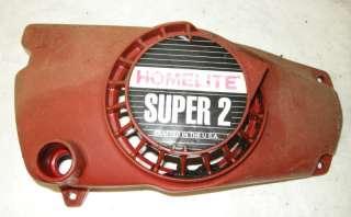 Homelite Super 2 Chainsaw Starter Housing