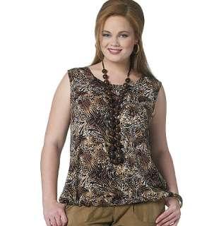 B5618 Butterick Jacket Top Dress Pants Suit Coordinates Pattern Plus