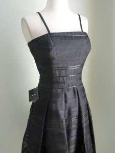 NWT WHITE HOUSE BLACK MARKET STRAPLESS ORGANZA DRESS 8 OR M $178.00