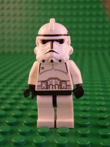 Lego Minifig Star Wars Clone Trooper 7261 7655