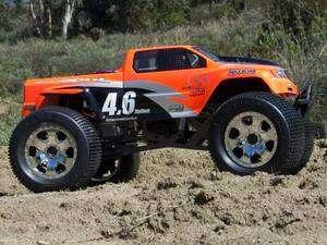 HPI Racing 1/8 Savage X SS K4.6 Nitro Monster Truck Kit 4944258008615
