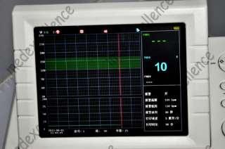 Fetal Monitor FHR TOCO Fetal Movement (Twins Option)