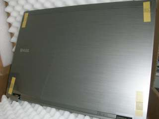 New Dell Latitude E6410 14.1 LCD Back Cover Lid Assembly with Hinges