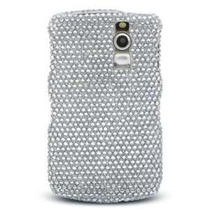 Crystal Diamonds Bling Protective Case Cover Silver BB30 Electronics