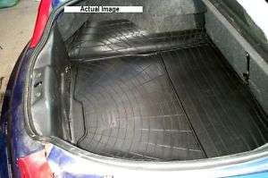 FORD COUGAR BOOT MAT LINER ANTI SLIP RUBBER NEW MOULDED
