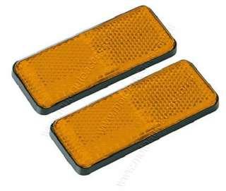catarifrangenti laterali auto Omologati arancione