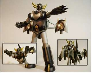 GOLDORAK GX 04B GRENDIZER BLACK JAPON ACTARUS PLOMB GOLDRAKE