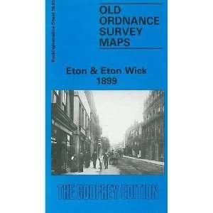 Eton and Eton Wick (Old O.) (9780850547009): Books