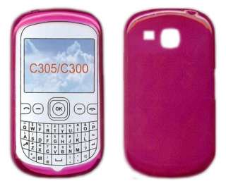 New Soft Gel Skin Case/Cover for LG C300 / C305 / C310