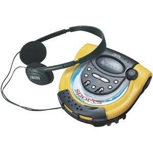 jWIN JX CD485   CD player   black, yellow: MP3 Players