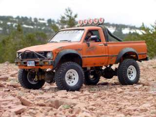 OEM Steel 1.9 Stock Beadlock Wheel scale truck White BL99 RC4WD