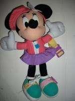 Mattel Disney Minnie Learn to Dress Doll *
