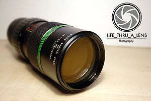 Sigma System zoom MC lens 1:3.5 80 200mm for Pentax M42 fit