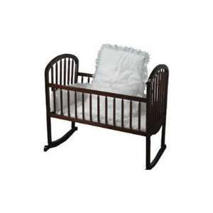 Baby Doll Bedding 1012cr36 Carnation Eyelet Cradle Bedding