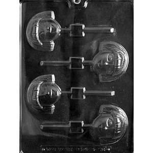 LITTLE GIRL LOLLY Kids Candy Mold Chocolate Home