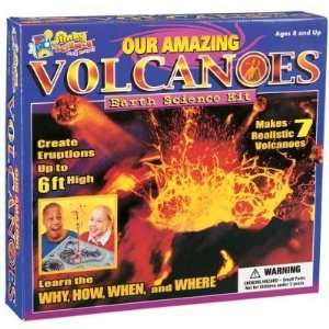 Poof Slinky PS7210 All About Volcanoes Kit: Home & Kitchen