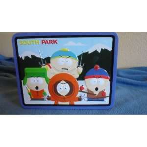 South Park Tin Tote Metal Carry All : Toys & Games :