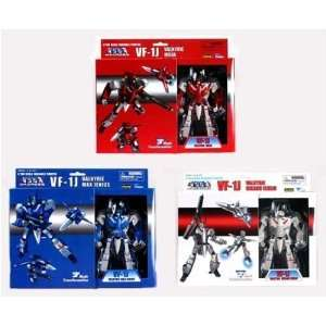 Robotech Macross Series 2 1/100 Scale Set of 3 Toys