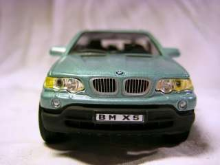 BMW X5 Cararama Diecast Car Model 143 1/43