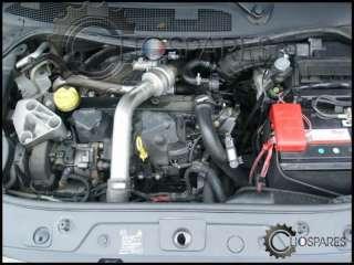 Renault Megane II / Scenic II 1.5 DCI Engine K9K   724