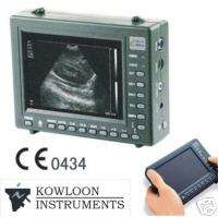 KU 20h Mini ultrasound scanner human hospital clinic