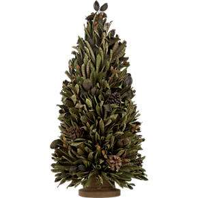 Crate and Barrel   Leaf Topiary Tree customer reviews   product