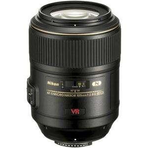 Nikon 105mm f/2.8G ED IF AF S VR Micro Nikkor Lens   Nikon U.S.A