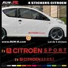 Sticker Citroen Sport   C1 C2 C3 C4 Saxo Loeb   CI22