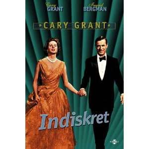 Indiscreet [VHS] Cary Grant, Ingrid Bergman, Cecil Parker