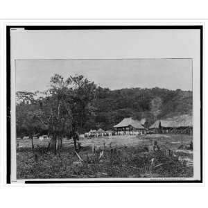 Vista parcial del campo insurrecto de Emilio Aguinaldo: Home & Kitchen