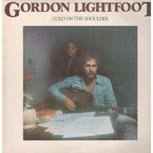 ON THE SHOULDER LP (VINYL) UK REPRISE 1975 GORDON LIGHTFOOT Music