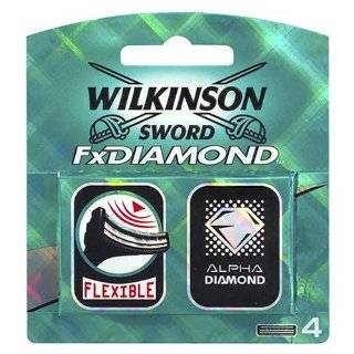 WILKINSON SWORD FX DIAMOND 4 BLADE PACK by FX DIAMOND